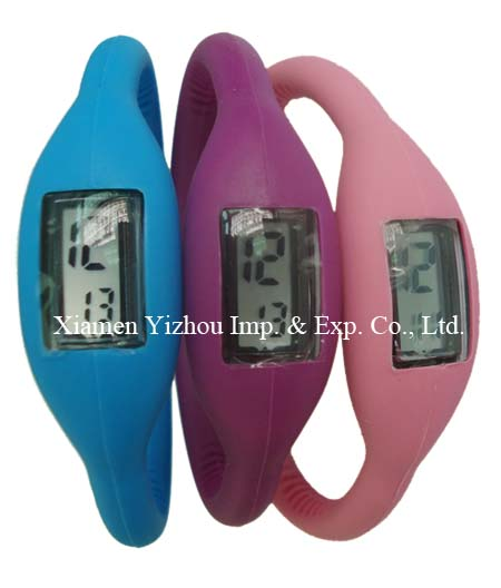 Silicone Watch Bracelet